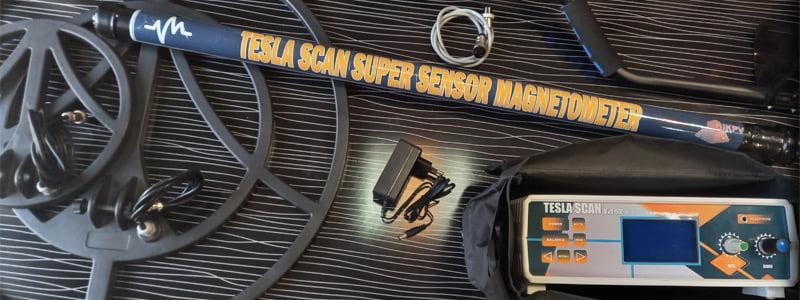 فلزیاب TESLA SCAN